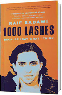 http://www.amazon.co.uk/1000-Lashes-Because-What-Think/dp/1771642092/ref=sr_1_1?ie=UTF8&qid=1460571407&sr=8-1&keywords=raif+badawi