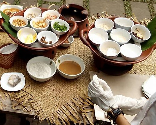Tinuku Travel Solo Jenang Festival, folk culture ritual offering porridge cooking traditions from all over archipelago