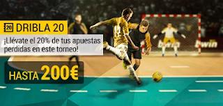 bwin promocion Europeo Fútbol Sala asegura tus apuestas hasta 10 feberero