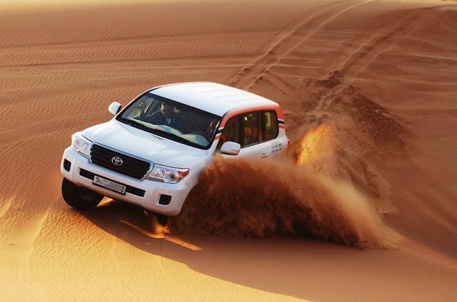 Top Things to do in Dubai UAE
