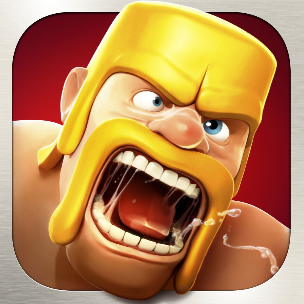 Clash Of Clans Game App Icons