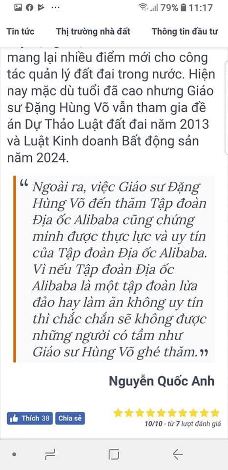 Cuối cùng cũng tìm ra người chống lưng cho Alibaba 2