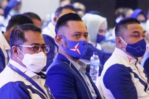 Kemunculan SBY Bicara Partai Demokrat Indikasi AHY Sedang Panik