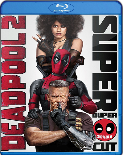 Deadpool 2 [2018] [BD25] [Latino] [Super Duper Cut]