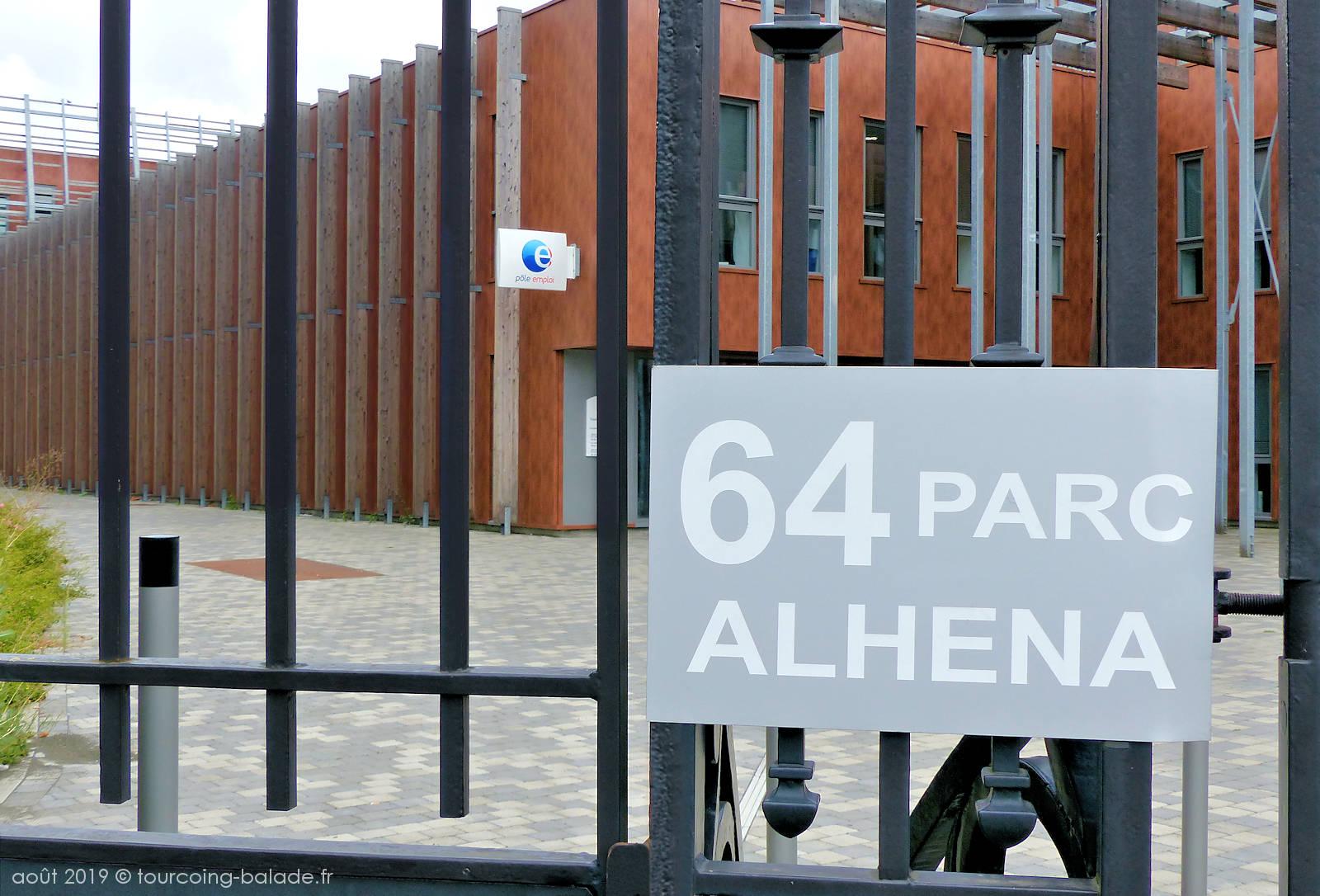 Parc Alhena Tourcoing - Pôle Emploi