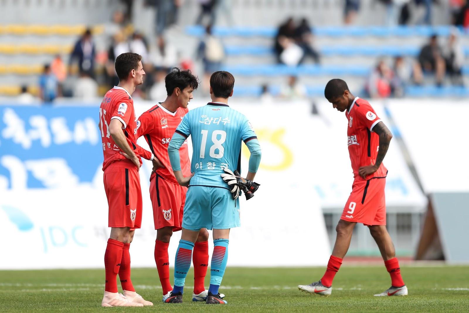 Preview: Jeju United vs Sangju Sangmu K League 1 Round 9