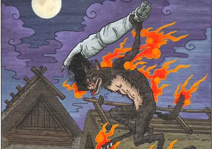 monstros, criaturas, demônios, entidades, medo, terror, foto, imagem