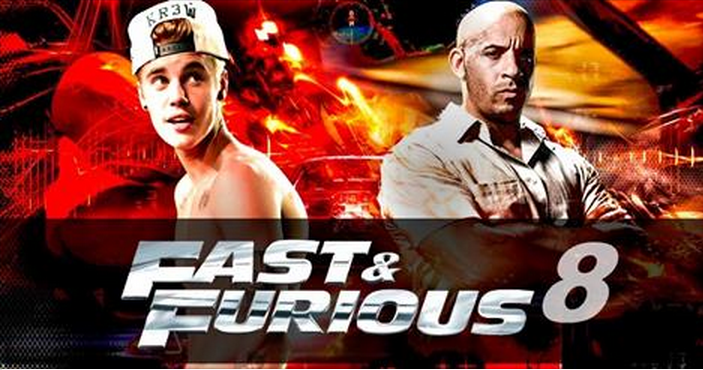 Fast And Furious 8 Justin Bieber