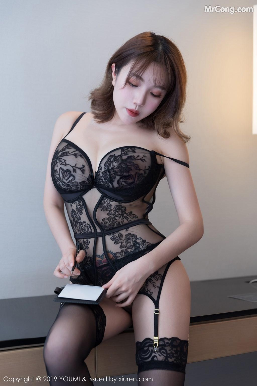 Image YouMi-Vol.288-Huang-Le-Ran-MrCong.com-005 in post YouMi Vol.288: Huang Le Ran (黄楽然) (46 ảnh)
