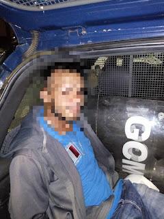 ROMU de Santo André captura foragido condenado por roubo