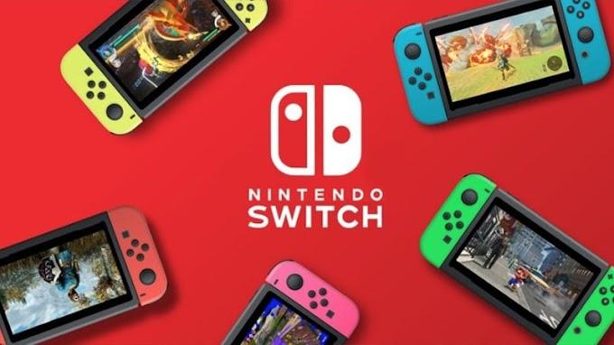 SORTEIO - Concorra ao Novo Nintendo Switch Lite ou Nintendo Switch!