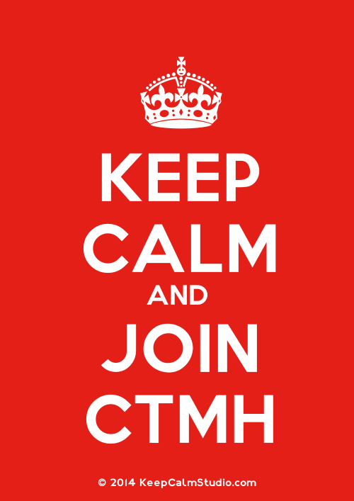 KEEP CALM AND JOIN CLOSE TO MY HEART