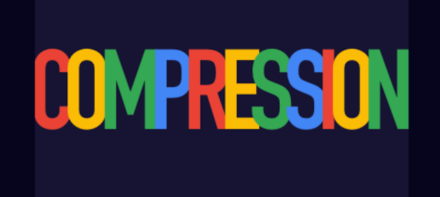 Compression-Compression मतलब क्या हैं?