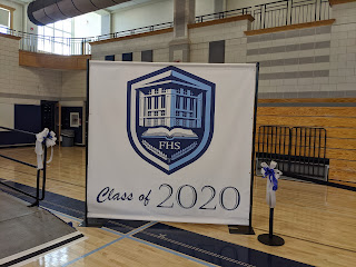 Missed seeing the FHS 2020 graduation? Still time to watch or download
