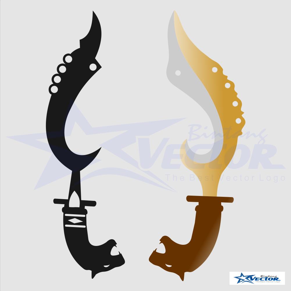 Logo Garuda Emas Cdr Alternative Clipart Design
