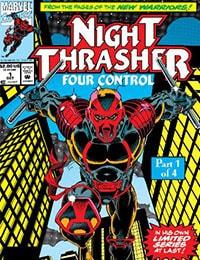 Read Night Thrasher: Four Control comic online
