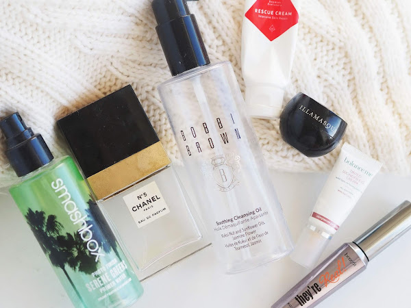 November Beauty Empties