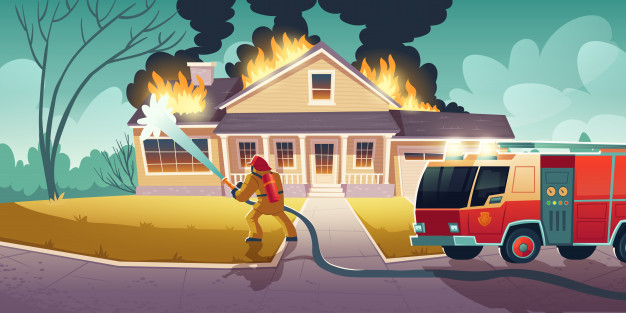 HOW TO GET A JOB IN THE FIRE BRIGADE