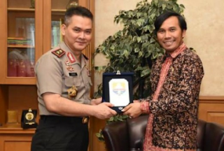Silaturahmi dengan Ketua DPRD, Kapolda Siap kawal Program Demi Kemajuan Provinsi Jambi
