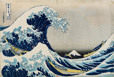 La Vague de Katsushika Hokusai