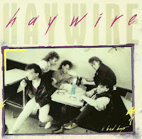 Haywire [Bad boys - 1986] aor melodic rock music blogspot full albums bands