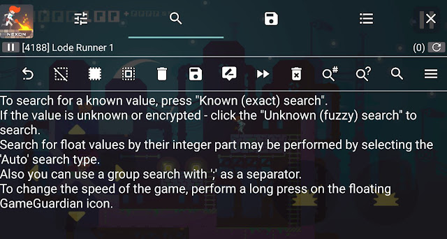 تشغيل برنامج game guardian بدون روت