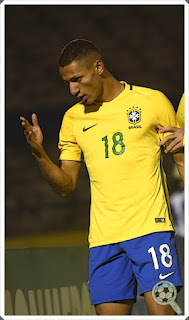Richarlison Brazil U20
