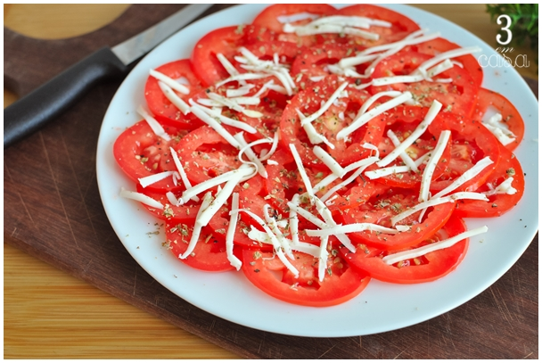 carpaccio de tomate como fazer