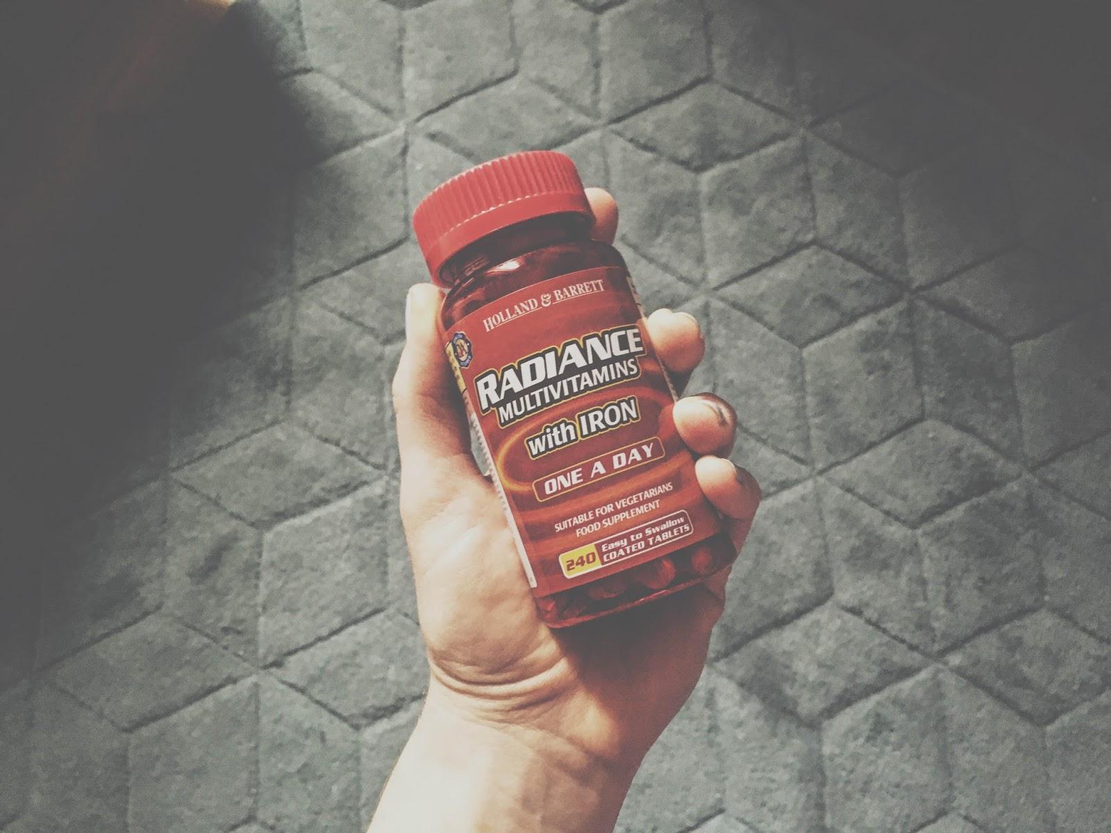 Favourite vitamins alice barnes wellbeing blogger