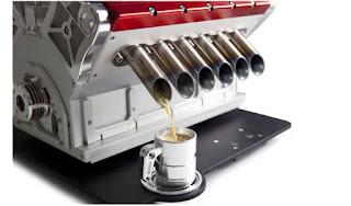 mesin kopi otomatis