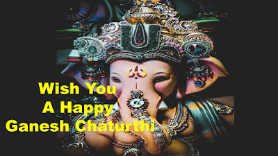 Happy Ganesh Chaturthi Wishes Quotes