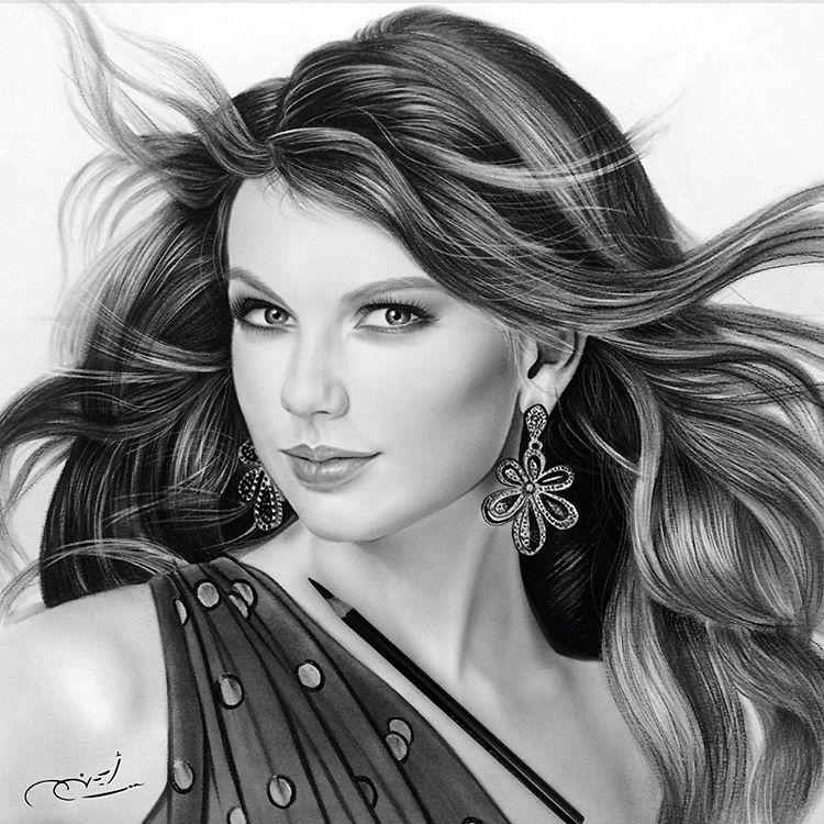 03-Taylor-Swift-aymanarts-Realistic-Drawings-of-Celebrities-and-Other-www-designstack-co
