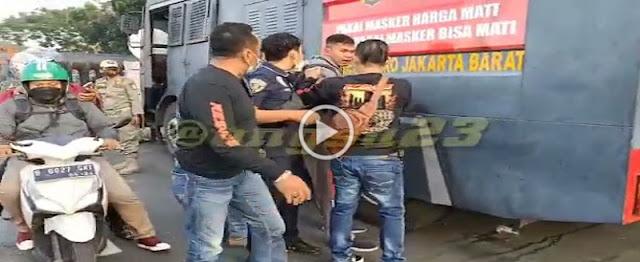 3 Oknum Polisi Ribut dengan Paspampres di Penyekatan Diperiksa Propam