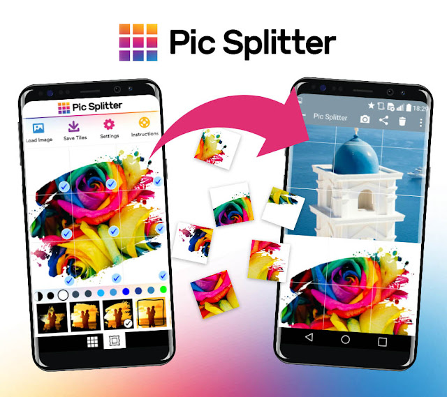 Pic Splitter – Split your photos for Instagram