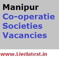 Manipur Co-Operative Recruitment 2016