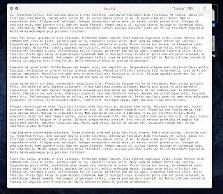 Macのプレビュー機能(長文)