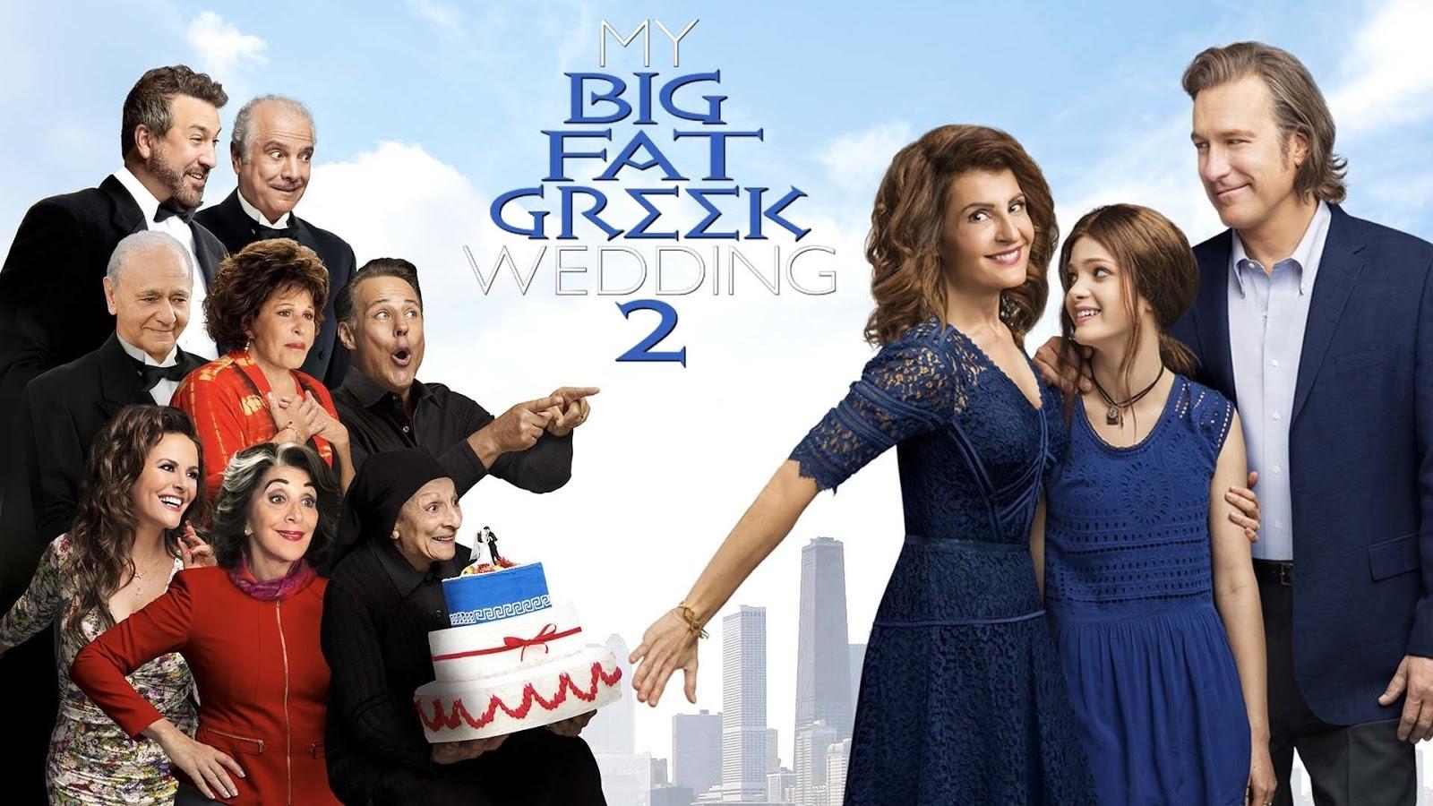 big fat greek wedding 2 full movie free