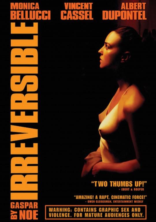 Irreversible (2002) กุหลาบขาว เปื้อนคาวเลือด
