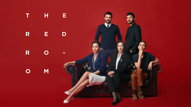 The Red Room Teasers September