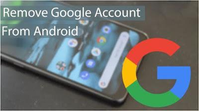 طريقة, حذف, حساب, Google, من, هواتف, اندرويد, بسهولة