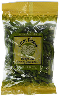 Trader Joe's Lightly Salted Crunchy Green Beans