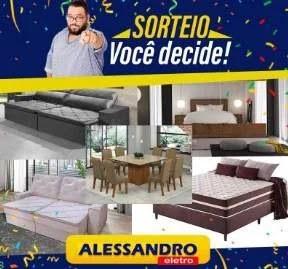 Promoção Alessandro Eletro 2019 Você Decide - 5 Itens Escolher