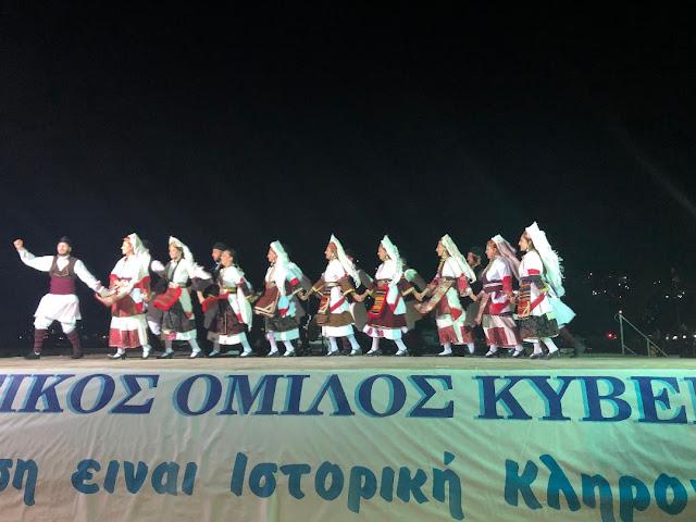 Η χορευτική παράδοση της Ελλάδας σε μια μαγευτική βραδιά στο Κιβέρι Αργολίδας