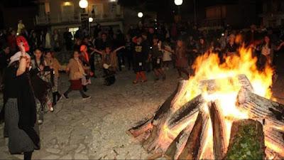 Κλαρίνα, φωτιές, άφθονο κρασί και σουβλάκια το Σάββατο στην Γλυκή