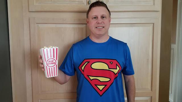 superman logo shirt