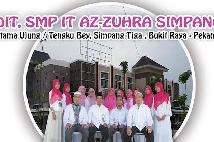 Lowongan Kerja Pekanbaru : SD IT Az- Zuhra Islamic School April 2017