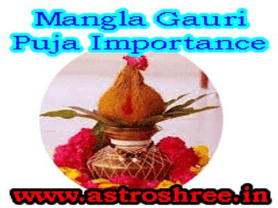 mangal gauri puja significance