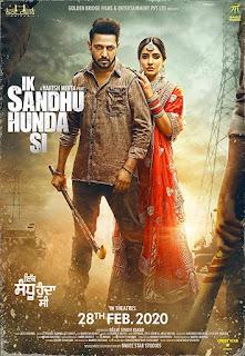 Ik Sandhu Hunda Si 2020 Punjabi 720p WEBRip