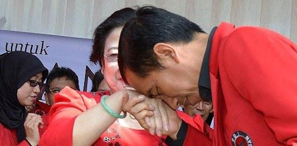 Mega Ingin Beri Sinyal Ke Publik, Jokowi Itu Kader PDIP