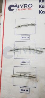 Kawat Silet BTO 22 BTO 30 CBT 65